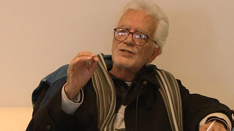 Días de cine: Entrevista con Eduardo Coutinho