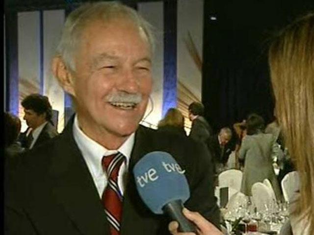 Televisión Española entrevista a Eduardo Mendoza