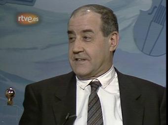 Arxiu TVE Catalunya  - Diada del llibre: Entrevista a Emili Teixidor, 1988