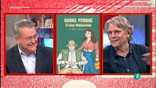 La Aventura del Saber. TVE. Entrevista con el  escritor francés Daniel Penn