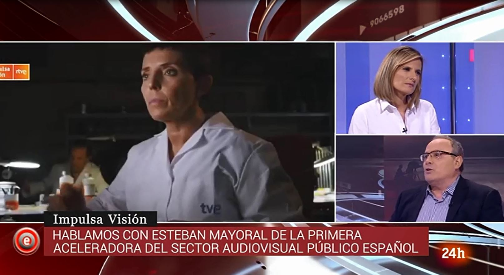 Entrevista a Esteban Mayoral