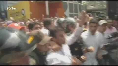 """La exfiscal general de Venezuela denuncia la """"persecución política"""" del régimen de Maduro"""