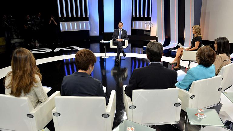 Entrevista íntegra de Mariano Rajoy en TVE