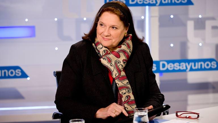 Entrevista íntegra con la presidenta de Dia en 'Los desayunos'