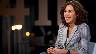 Entrevista a Irene Lozano en La Noche en 24 horas
