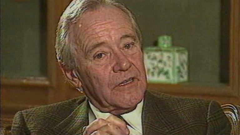 Entrevista a Jack Lemmon (1990)