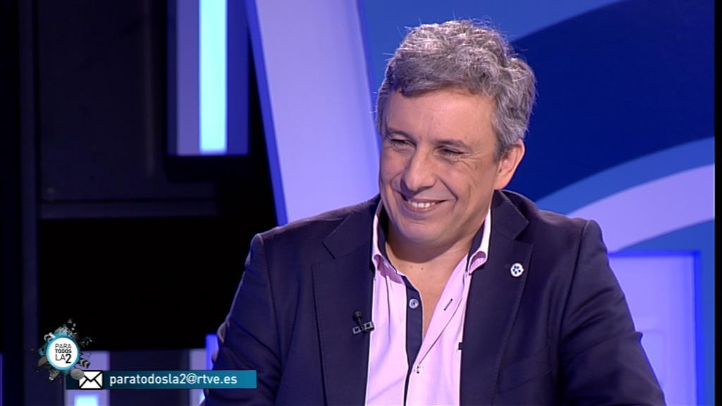 Para Todos La 2 -  Entrevista a Javier Herrera, presidente de Petales-España