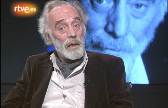 Entrevista al cantautor Javier Krahe en 'La2 Noticias' (2007)