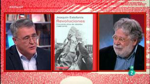La Aventura del Saber. TVE. Entrevista a Joaquín Estefanía