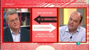 La Aventura del Saber. TVE. Entrevista a José Carlos Díez