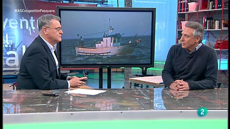 La aventura del saber. TVE. Entrevista con José Luis García Varas en el día del Medioambiente.