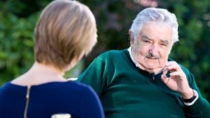Entrevista a Jose Mujica, presidente de Uruguay, en Los Desayunos