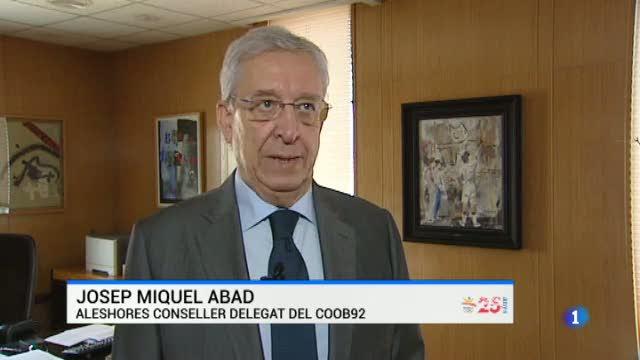 25 anys de Barcelona 92 - Entrevista a Josep Miquel Abad, conseller delegat del COOB dels JJOO Barcelona'92