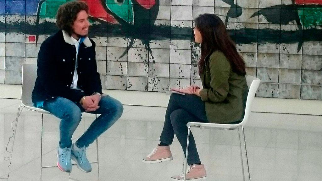 Punts de vista - Entrevista al jove músic de flamenc i cantaor Kiki Morente