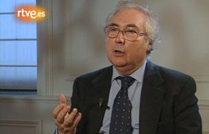 Informe Semanal - Entrevista al sociólogo Manuel Castells