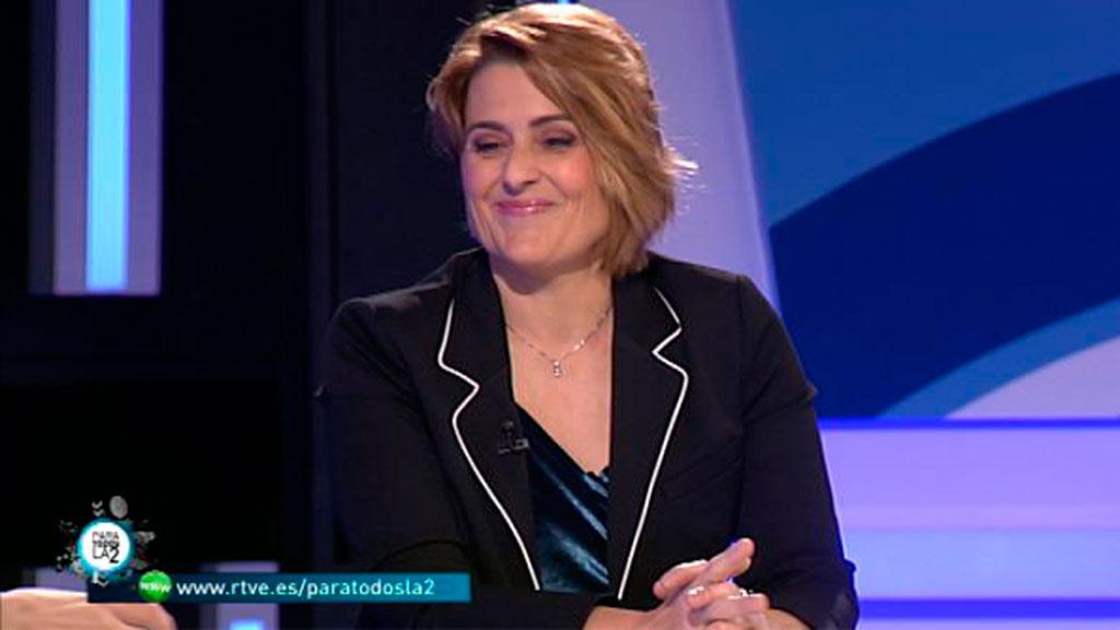 Para Todos La 2 - Entrevista a Mar Amate, directora de la Plataforma del Voluntariado de España