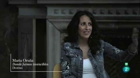 Página Dos - Entrevista a María Oruña