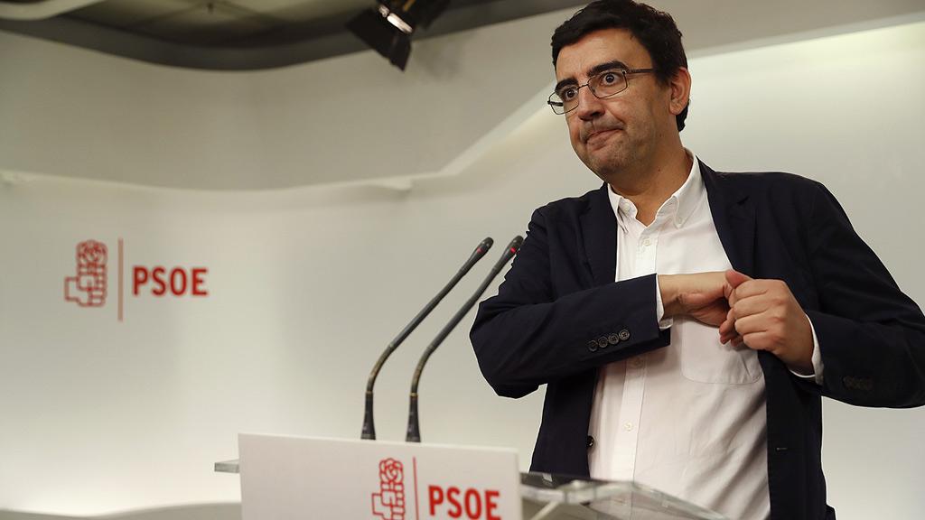 El portavoz de la gestora del PSOE entiende que el PSC respetará la decisión del Comité Federal