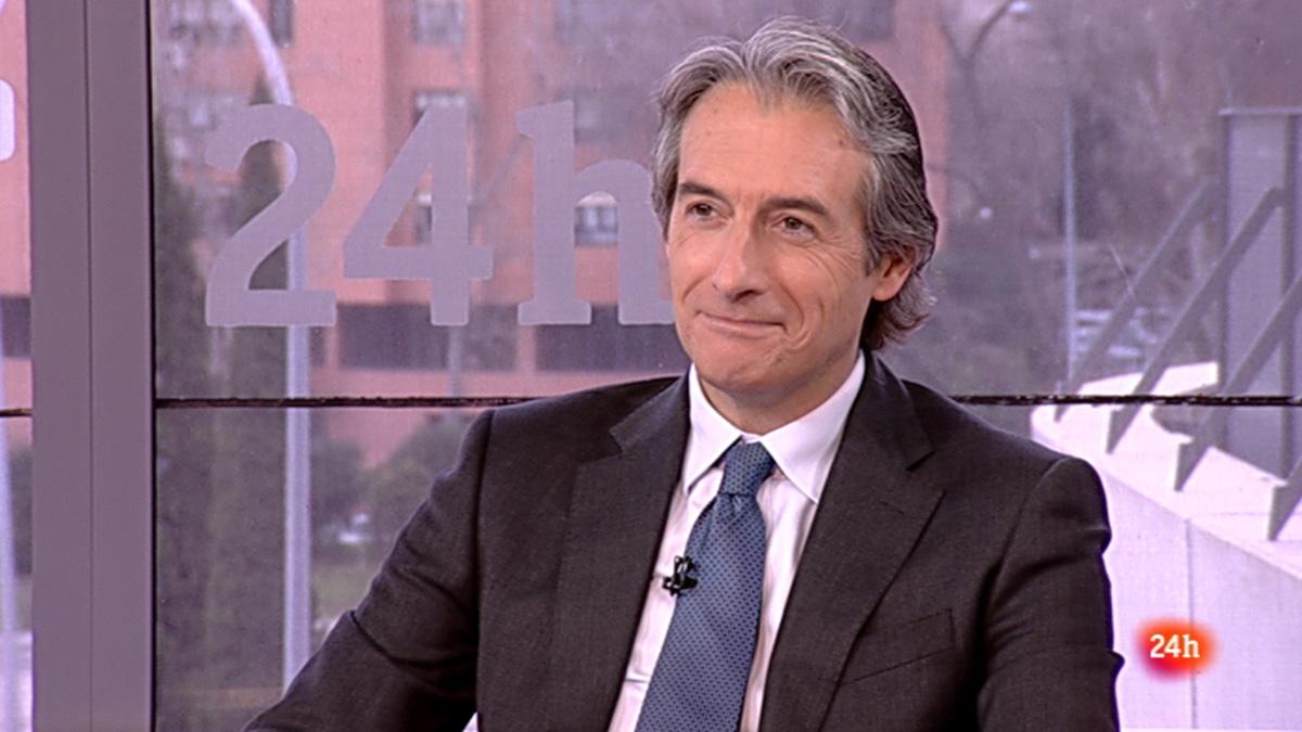 Entrevista al ministro de Fomento, Íñigo de la Serna