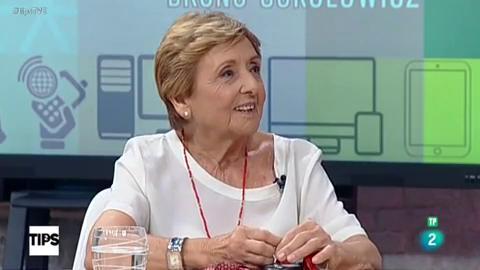 TIPS - Cultura digital - Entrevista a Montse Mechó
