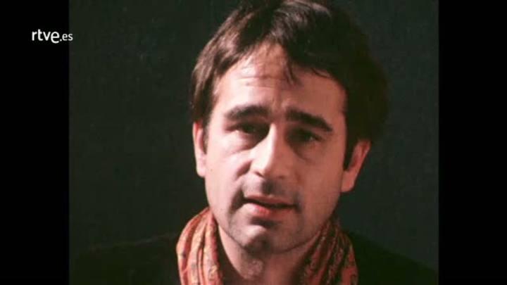 Arxiu TVE Catalunya - Entrevista Ovidi Montllor, a casa seva