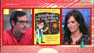 La Aventura del Saber. TVE. Entrevista a  Pablo Gómez Sesé