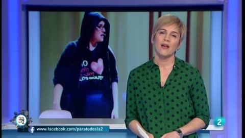 Para todos La 2 - Entrevista con Pamela Palenciano sobre violencia de género