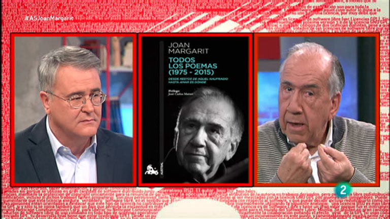 La Aventura del Saber. TVE. Entrevista al poeta Joan Margarit