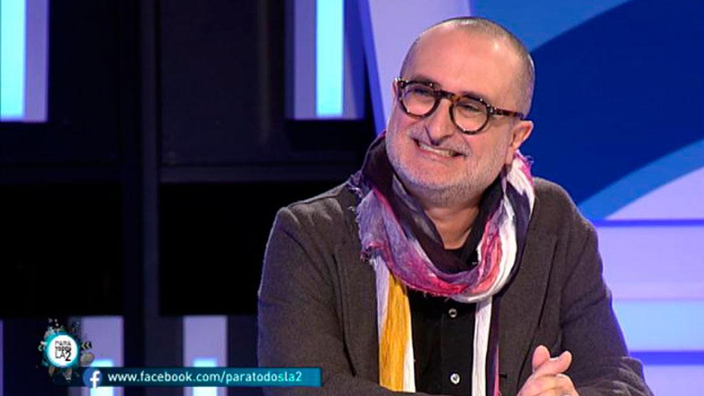Para Todos La 2 - Entrevista al profesor de filosofía de la educación Joan-Carles Mèlich