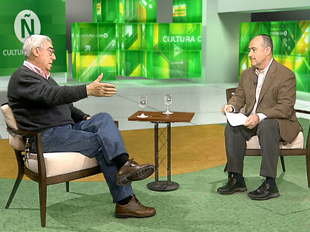 Imprescindibles - Entrevista a Rafael Azcona (Cultura con Ñ)