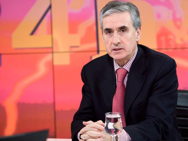 Entrevista a Ramón Jáuregui en la Tarde en 24 Horas