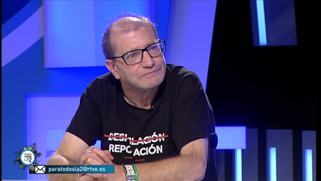 Para Todos La 2 -  Entrevista a Roberto Ortega, de elhueco.org