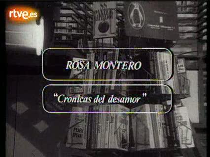 Entrevista a Rosa Montero (1979)