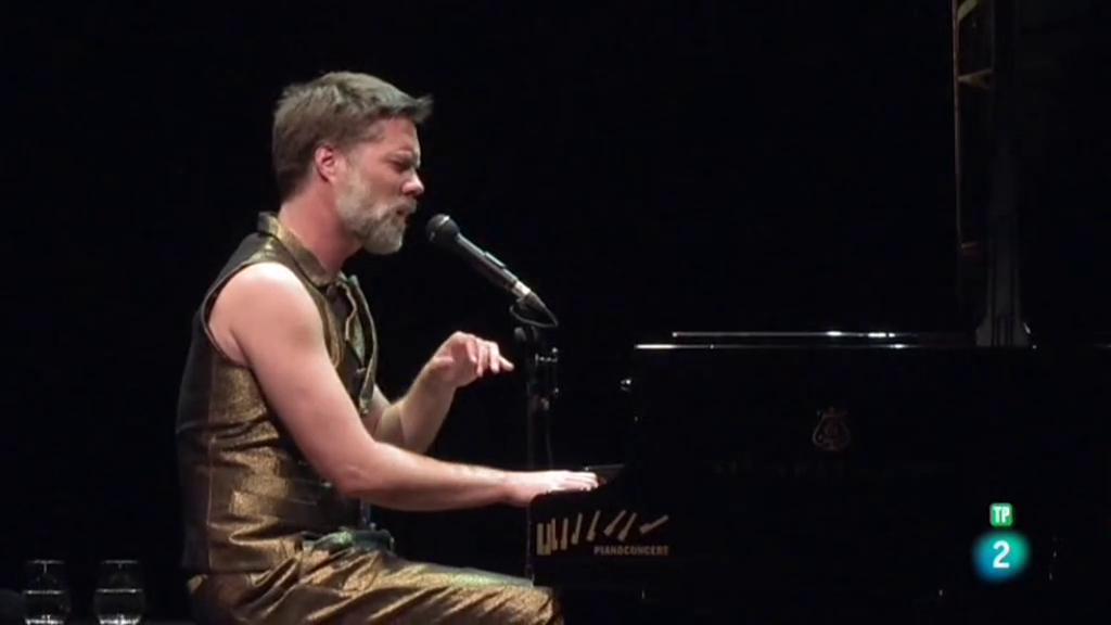 Punts de vista - Entrevista a Rufus Wainwright, músic i compositor