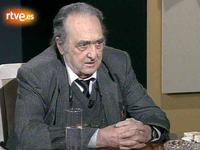 Entrevista en profundidad al escritor Sánchez Ferlosio (1º programa)