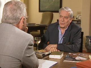 Vargas Llosa en 'Los libros' (2001)