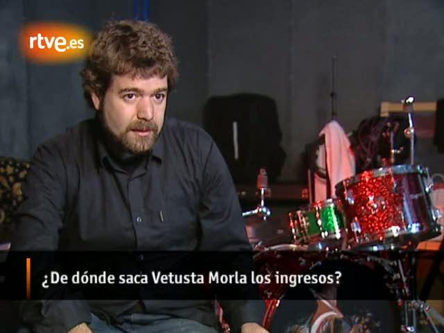 La 2 Noticias entrevista a Juanma Latorre, guitarrista de Vetusta Morla