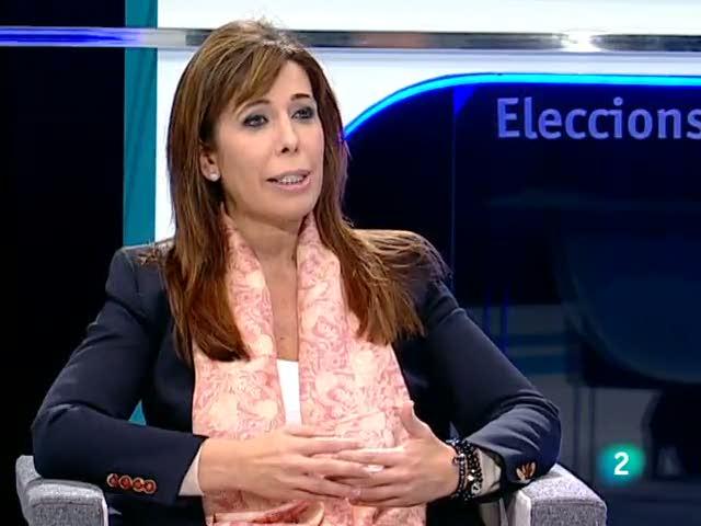 Entrevistes a candidats :  Alicia Sánchez Camacho