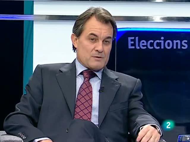 Entrevistes a candidats: Artur Mas
