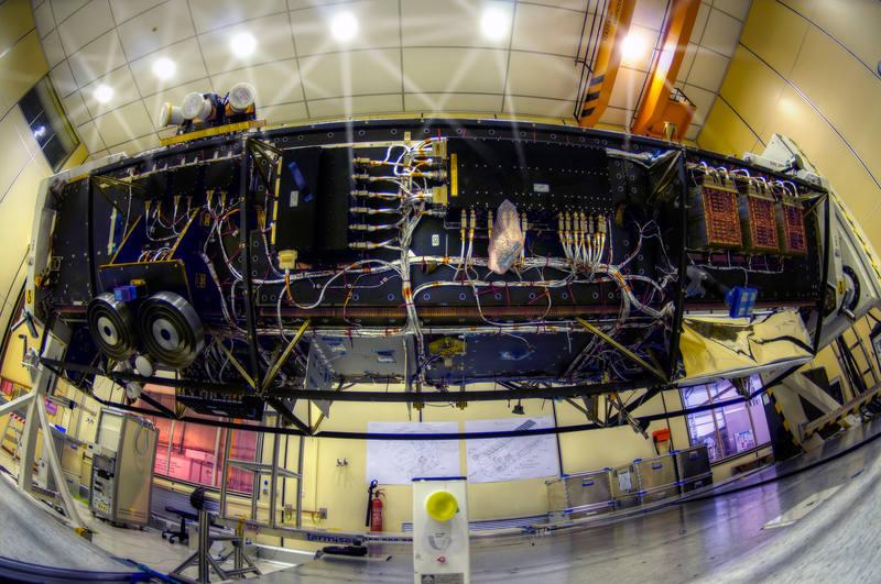 Equipado con tecnología radar, Paz no estará operativo por completo hasta dentro de seis meses.