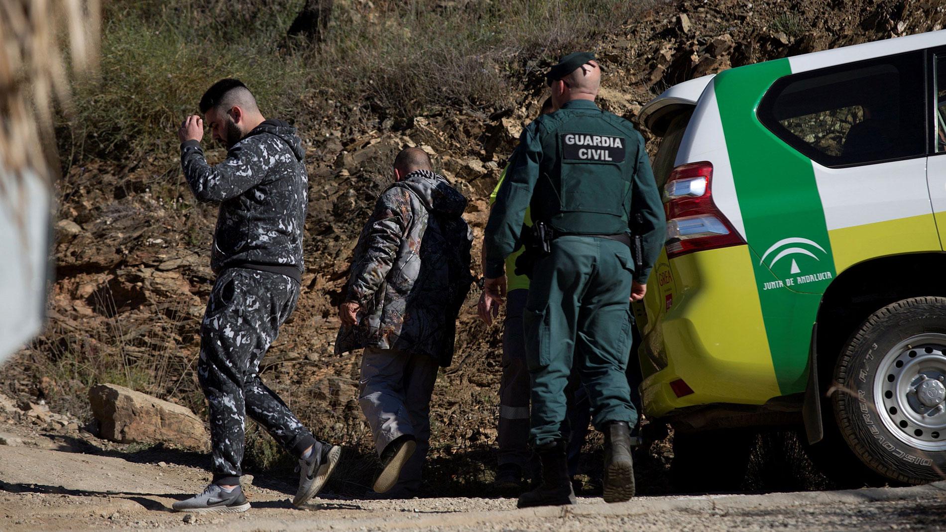 Los equipos de rescate excavarán un túnel horizontal en el lateral del cerro para intentar localizar a Julen