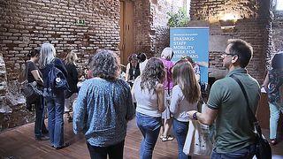 UNED - I Erasmus Staff Training Week for Librarians - 5/10/18