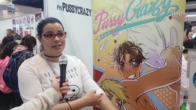 Erotismo y Pornografía en el Salón del Manga
