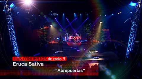 Los conciertos de Radio 3 - Eruca Sativa