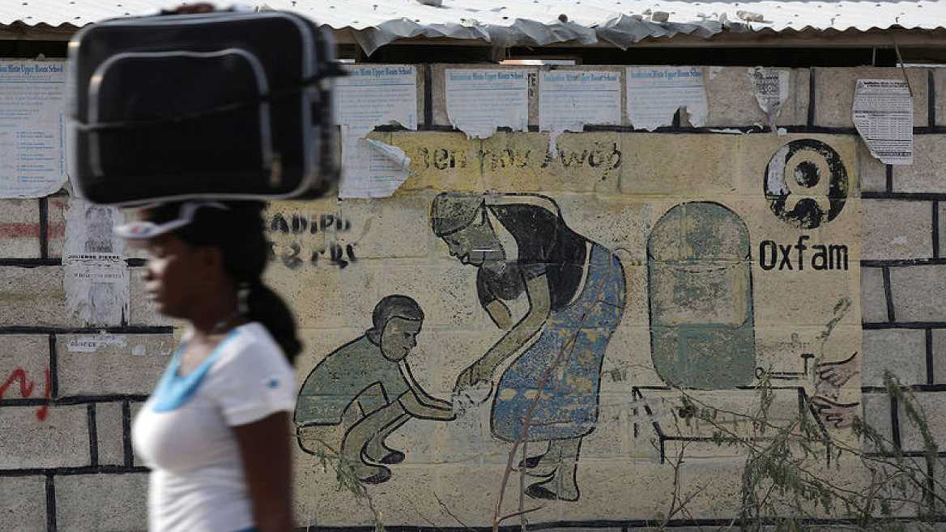El escándalo sexual de Oxfam amenaza los fondos de la ONG