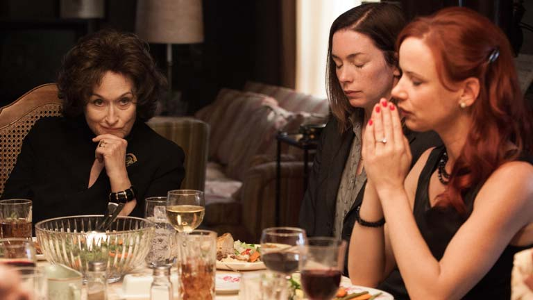 RTVE.es estrena una escena exclusiva de 'Agosto', con Meryl Streep y Julia Roberts