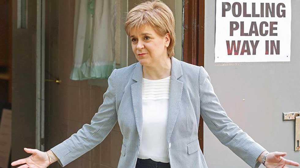 Escocia podría pedir una consulta sobre su independencia