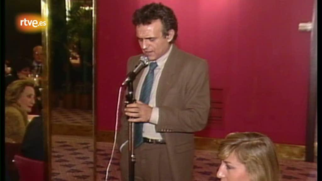 Imprescindibles - El escritor Terenci Moix gana el Premio Planeta en 1986