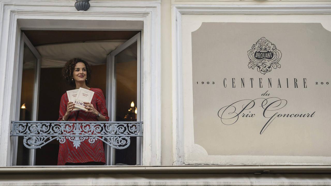 La marroquí Leila Sliman ganadora del Premio Gouncourt