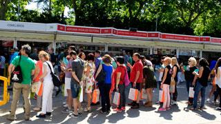 Escritores-traductores en la Feria del Libro